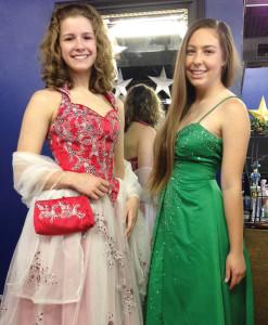3-1 Prom dresses
