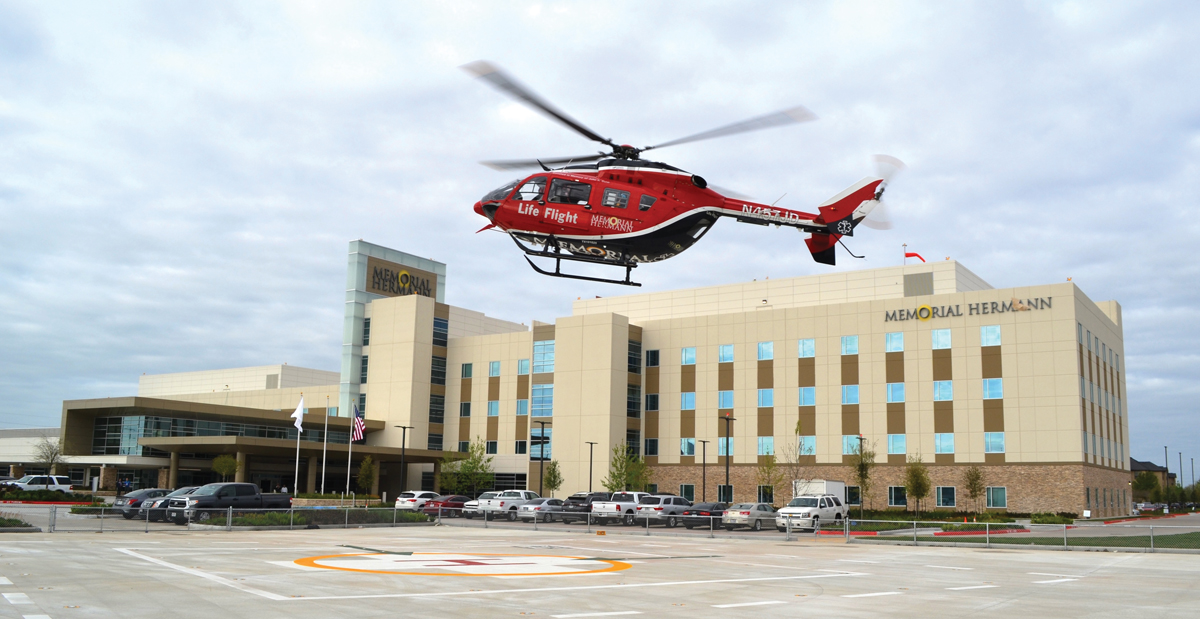 Memorial Hermann officially opens its doors, offering a number of high-quality services and specialities to Pearland and surrounding communities.