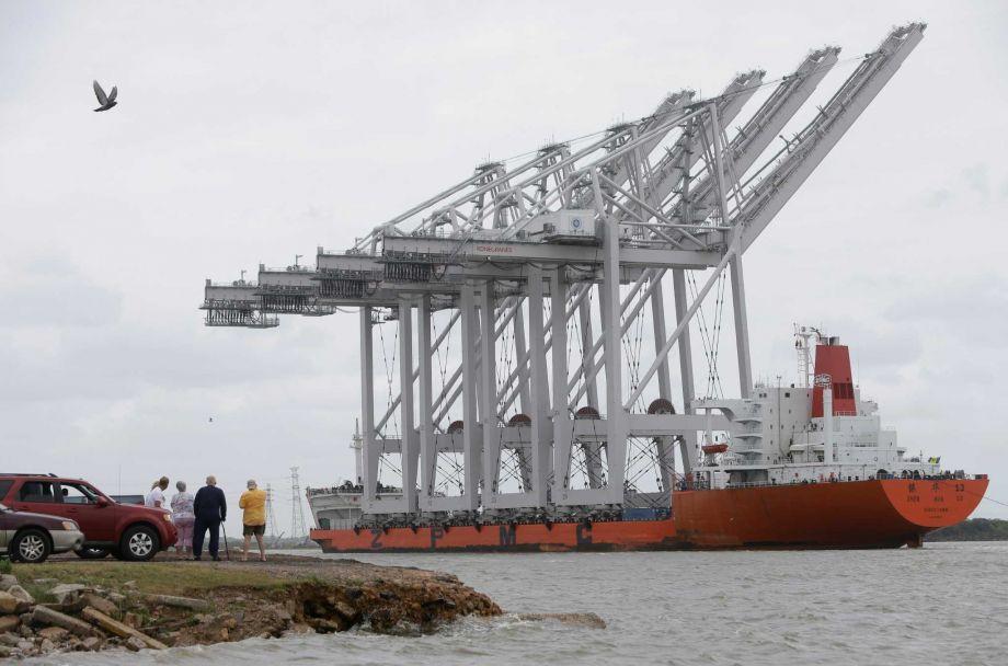 6-1 Port cranes