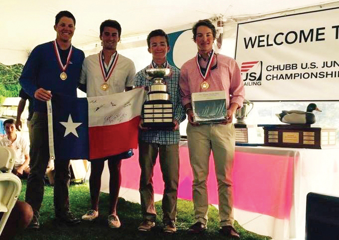 9-1 Sears Cup winners