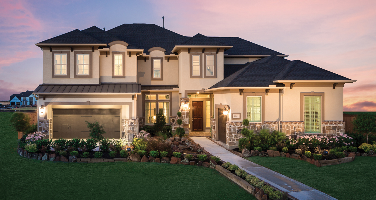 9-1 Trendmaker Homes model