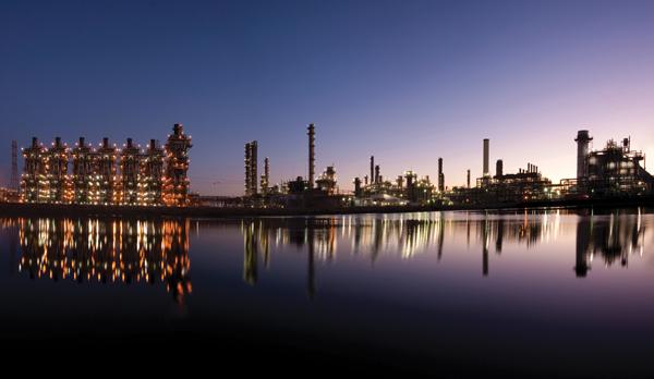 ExxonMobil Baytown Olefins Plant