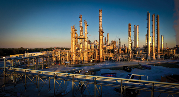 Chevron Phillips Cedar Bayou Facility