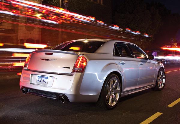 2013 Chrysler 300 SRT8