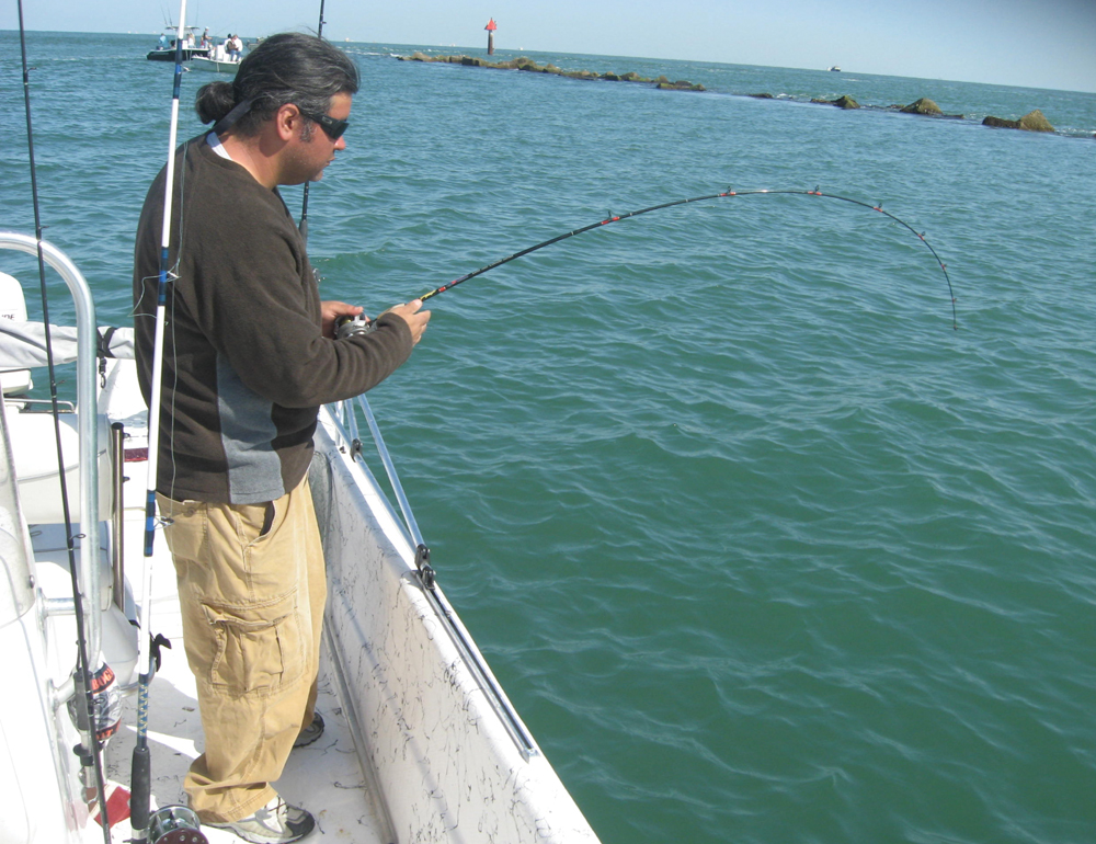 Take advantage of september to prepare for fall fishing for Bay area fishing