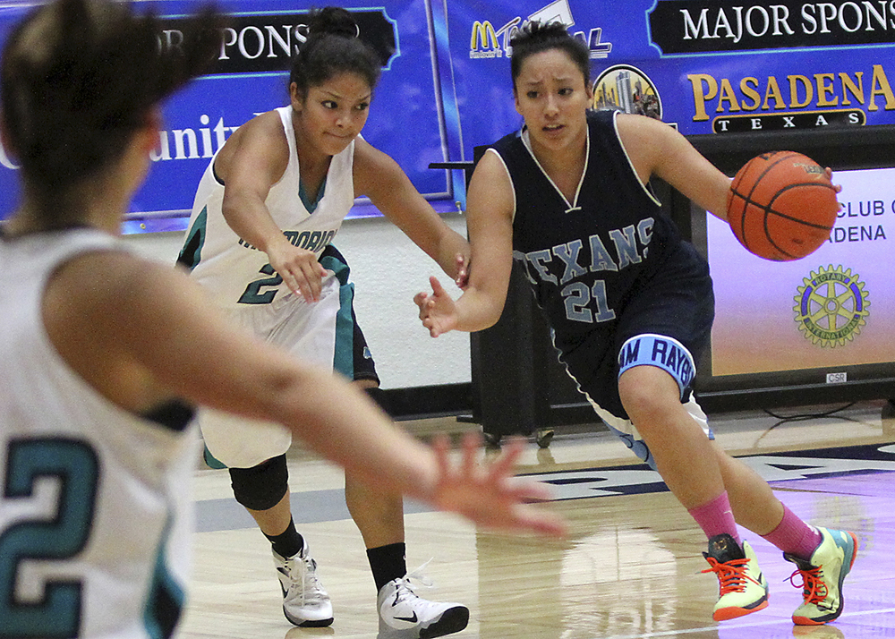 Over 30 varsity girls' teams from across the state compete in the tournament.