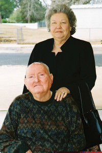 Carlos Murphy and his wife Pat.