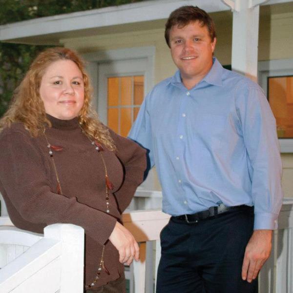 Mimi Montgomery and Casey Montgomery