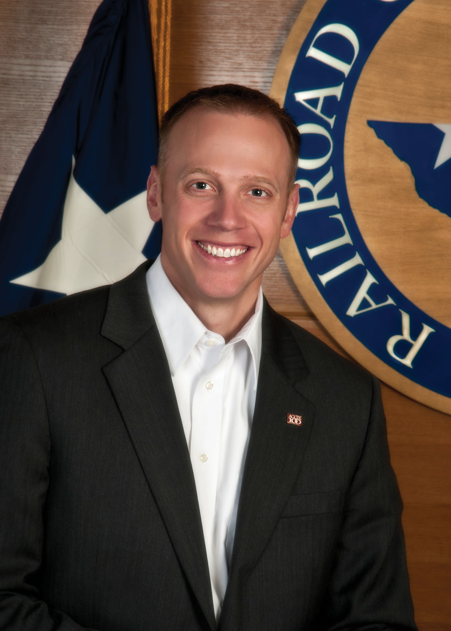 Texas Railroad Commissioner Ryan Sitton