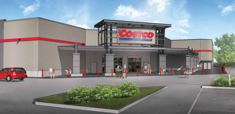 Great Costco Will Be Located Off The I 45 Feeder After Star Furniture And Houston  Garden Center