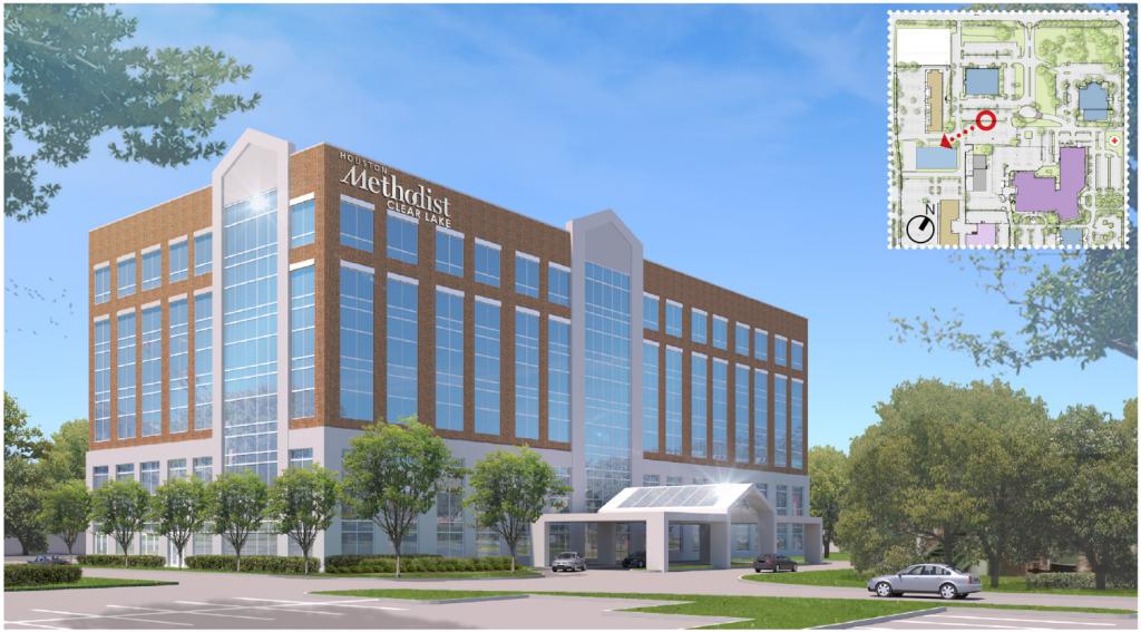Houston Methodist Clear Lake plans new medical office